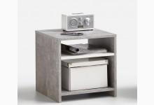 Beistelltisch Mod.F653-001 Light Atelier/Weiß