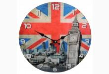 Wanduhr London Mod.SO248