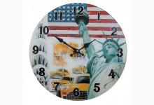 Wanduhr New York Mod.SO249