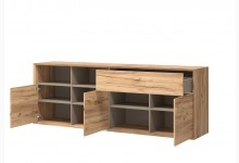 Sideboard Mod.GM950 Navarra Eiche