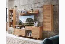 4tlg. Wohnzimmerset Mod.GM1015 Navarra Eiche