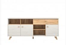 Sideboard Mod.GM1109 Pinie Weiß