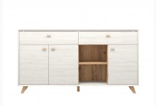 Sideboard Mod.GM1112 Pinie Weiß