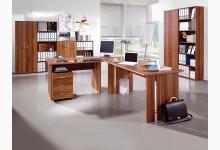 Büro- & Arbeitszimmer 10-teilig Mod.GM155 Walnuss