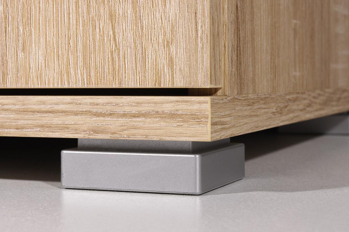 Verführerisch Sideboard Mit Füßen Sammlung Von Gm011 Sonoma Eiche · Kommode - Mod.