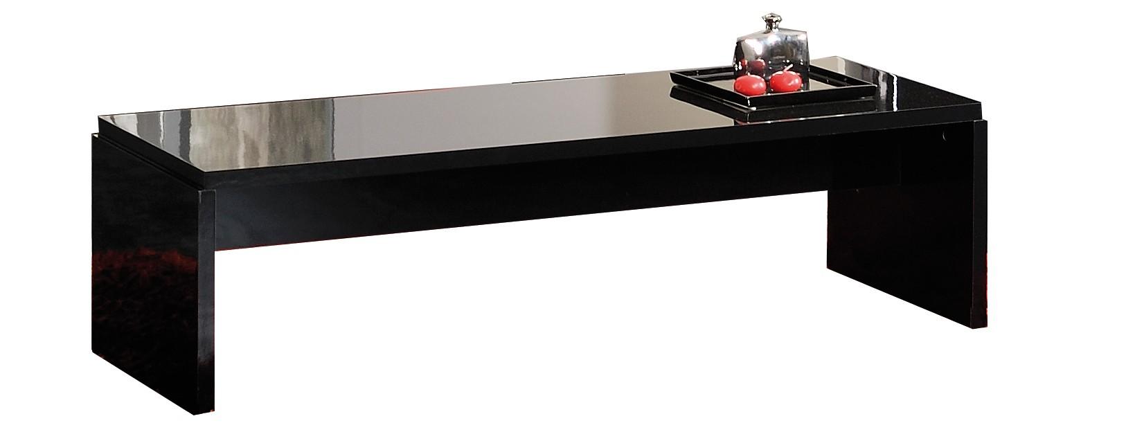 sitzbank mod so146 schwarz hochglanz h c m bel. Black Bedroom Furniture Sets. Home Design Ideas
