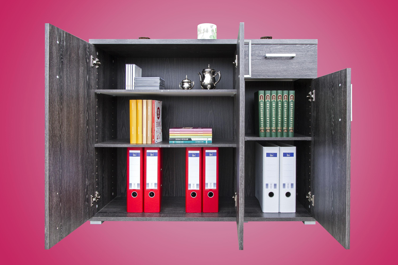 Kommode Aktenschrank Sideboard Mehrzweckschrank Mod.K542 ...