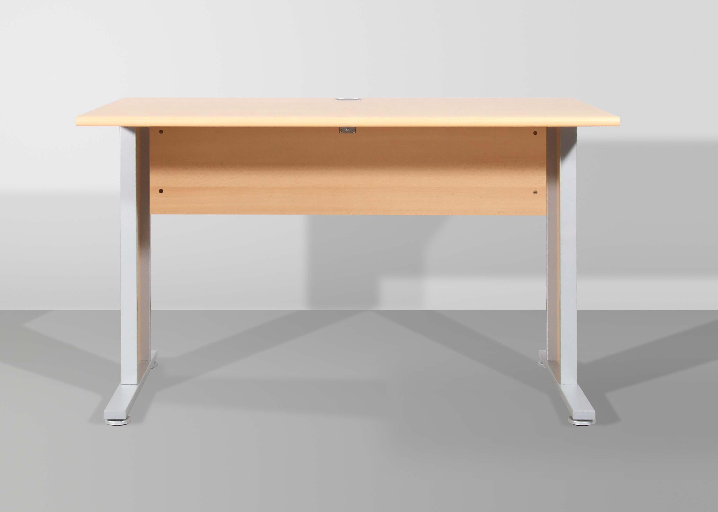 schreibtisch arbeitstisch workstation computertisch mit. Black Bedroom Furniture Sets. Home Design Ideas