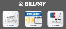 Bequem bezahlen mit BillPay